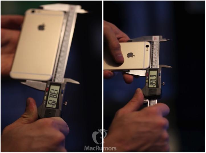 Iphone 6s height width