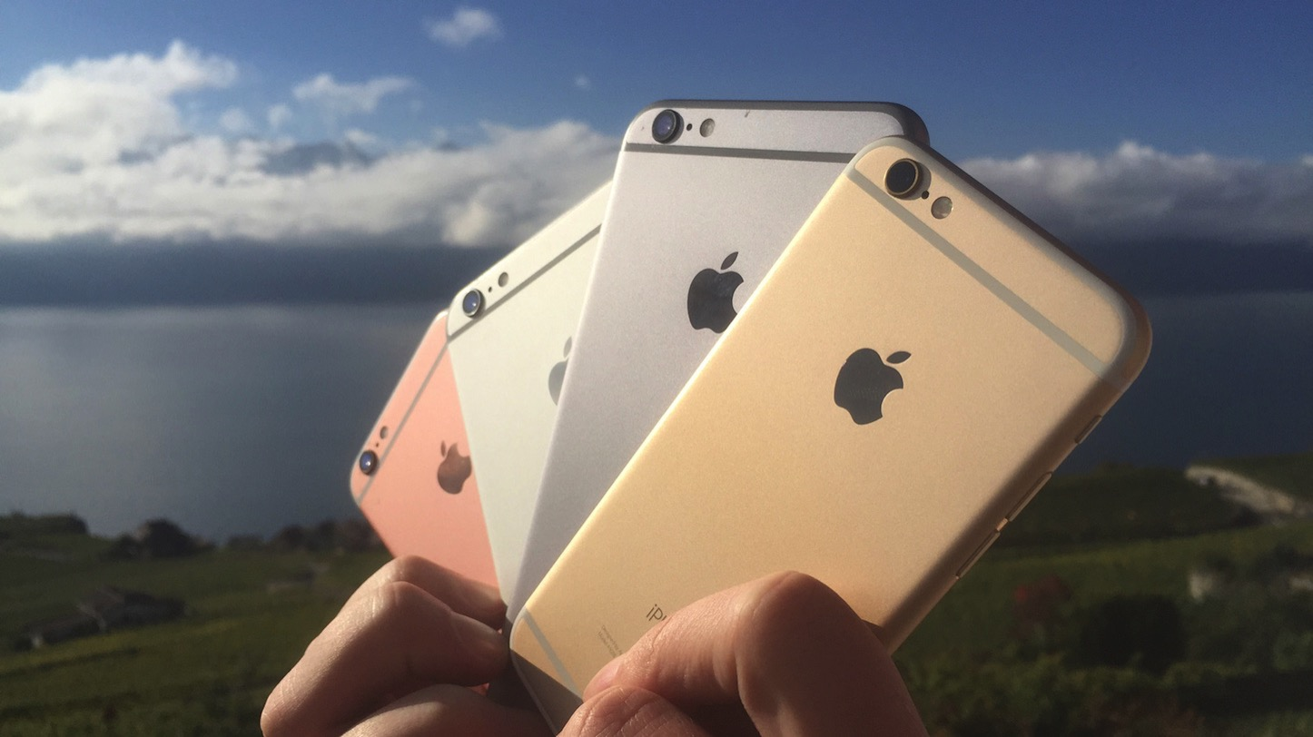 In depth iPhone6s Camera test