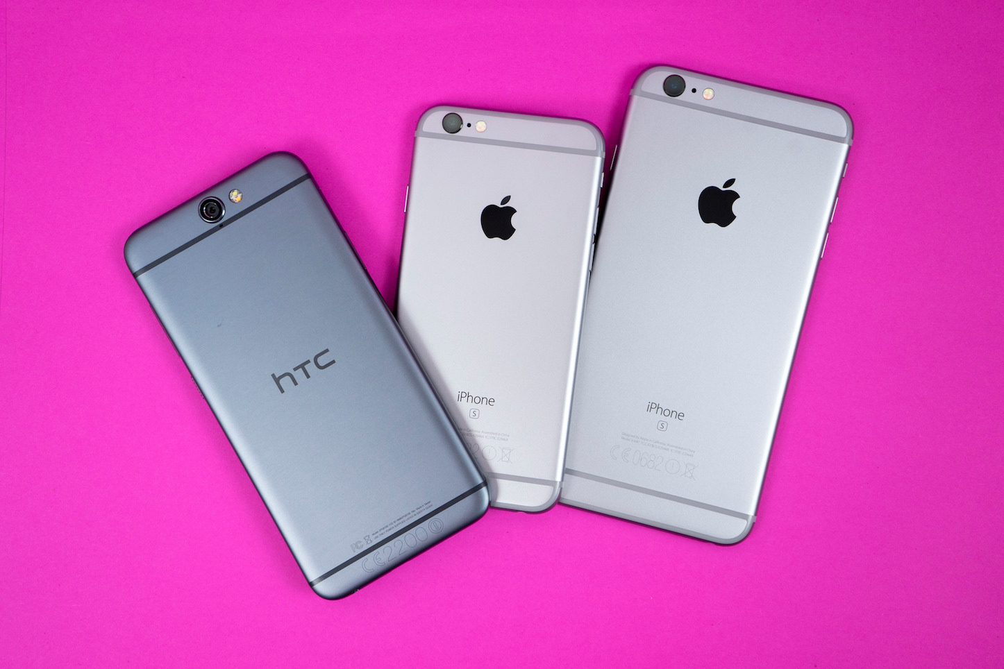 Htc one a9 iphone6s