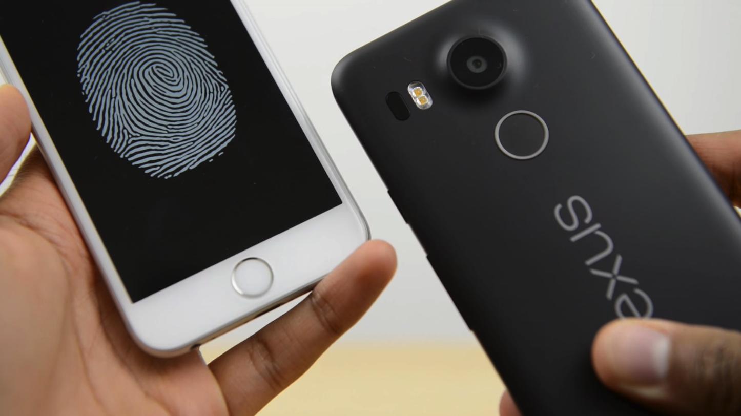 Iphone6s vs nexus5x