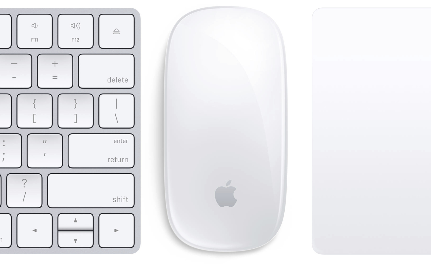 Keyboard mouse trackpad