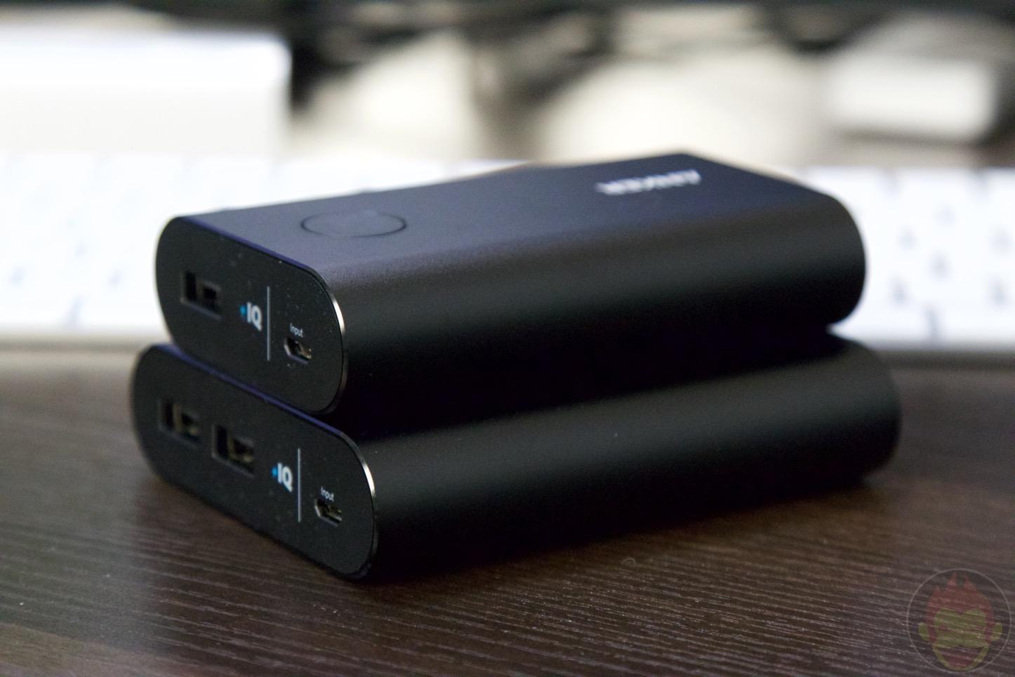 PowerCore+ 13400 VS PowerCore+ 10050
