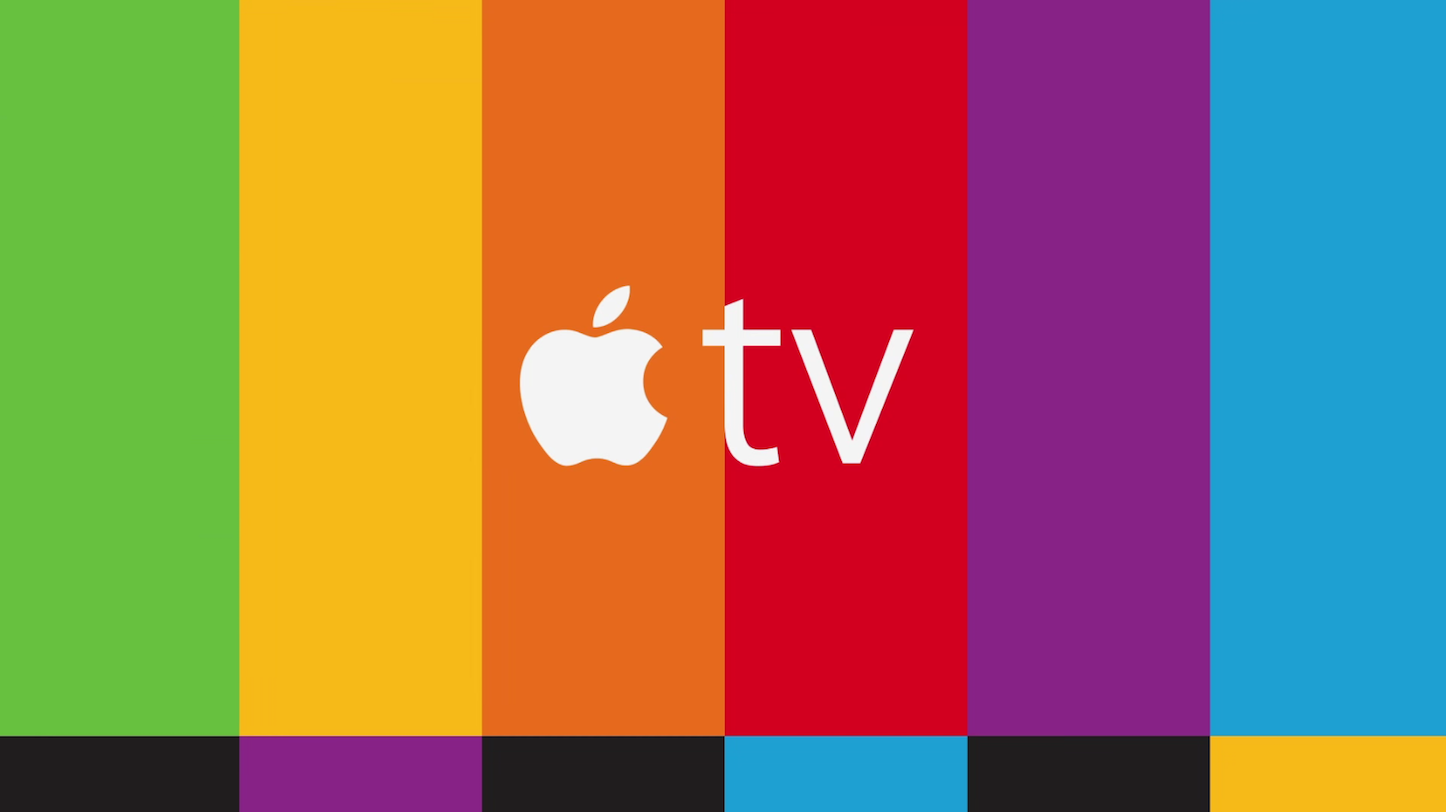 Apple TV CM