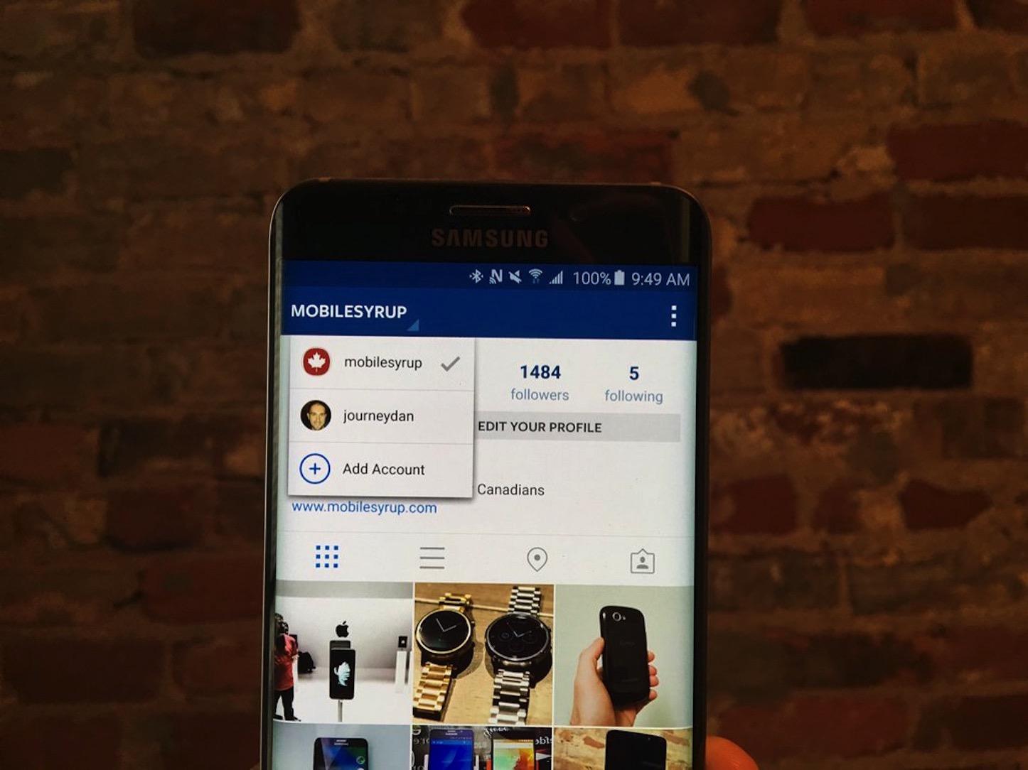 Instagram Multi Account