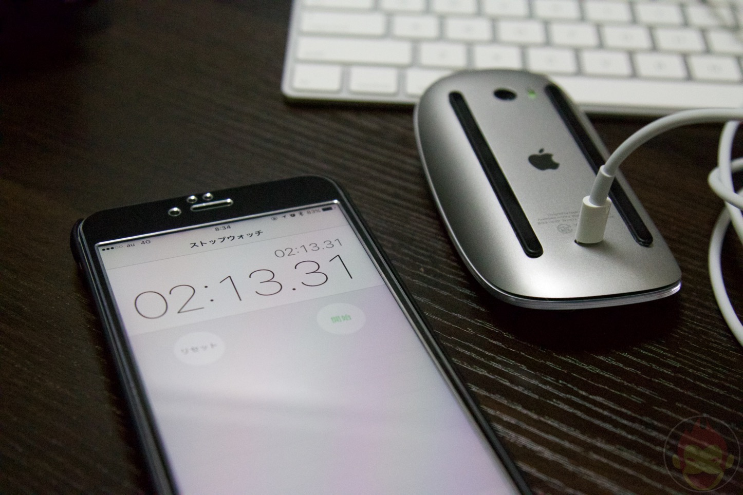 Magic Mouse 2 Quick Charging