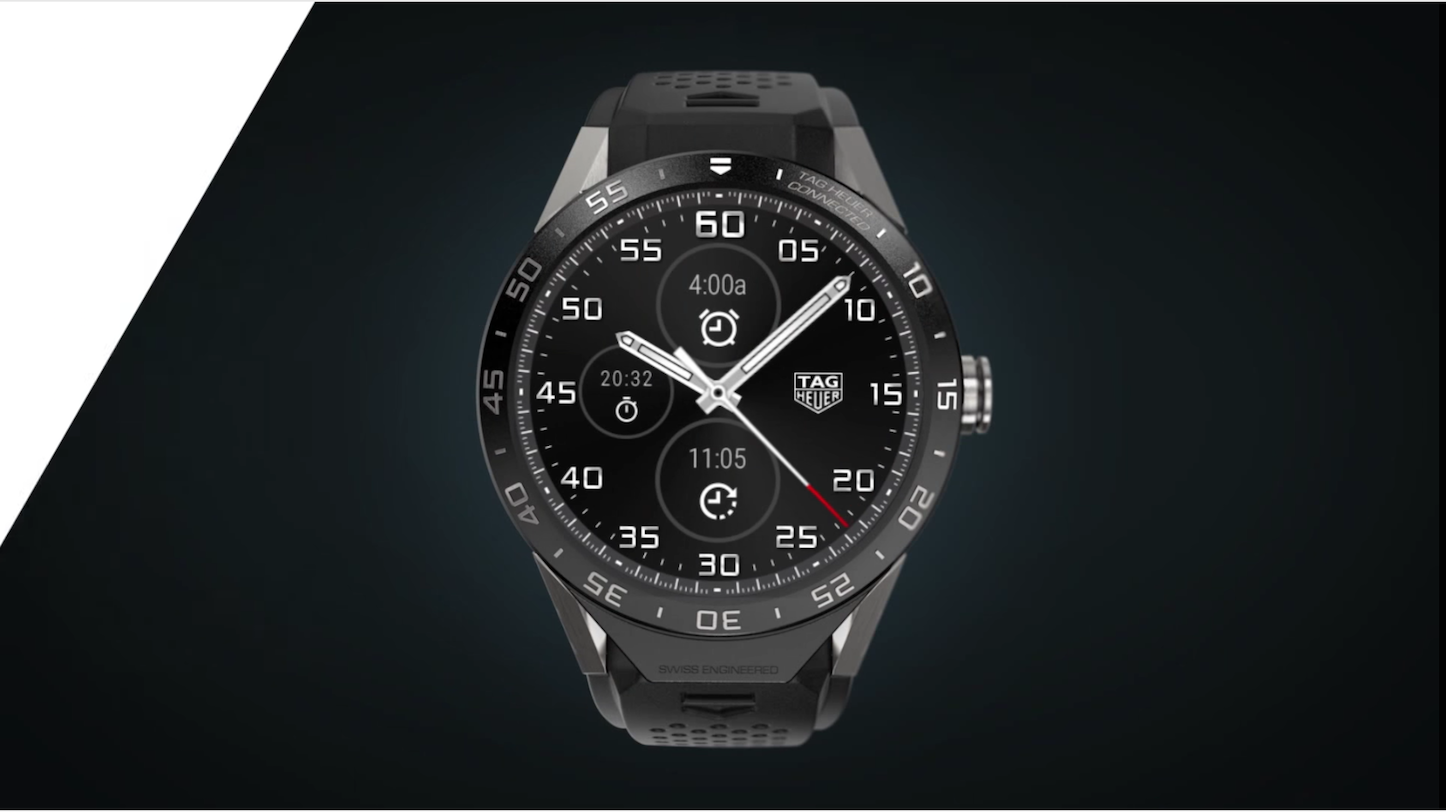 Tag Heuer Connected Design