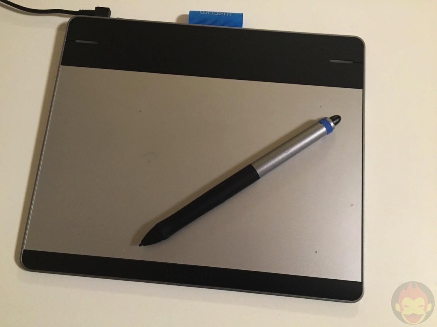 Wacom Tablet CTH 480