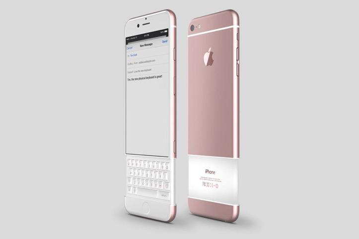 IPhone6K Meets Blackberry