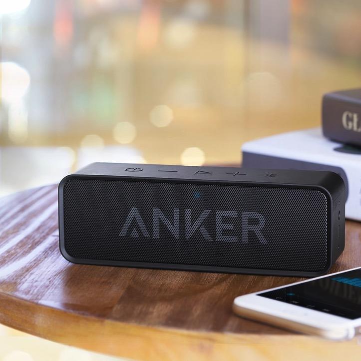 Anker SoundCore Bluetooth Speakers 5