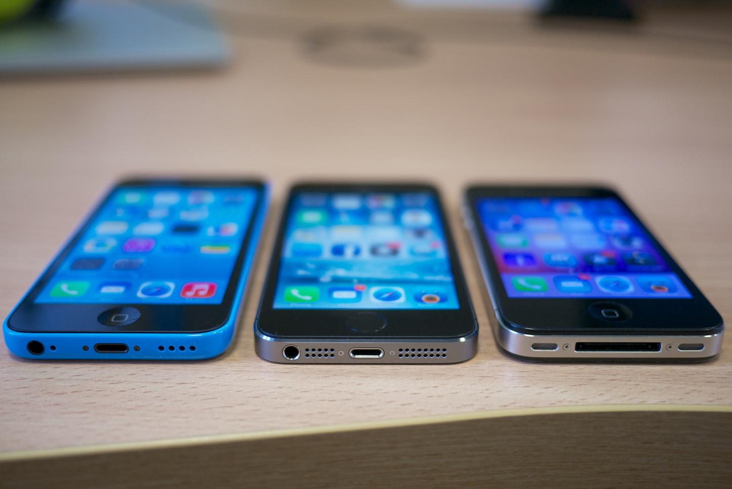 Iphone5s 5c 4s