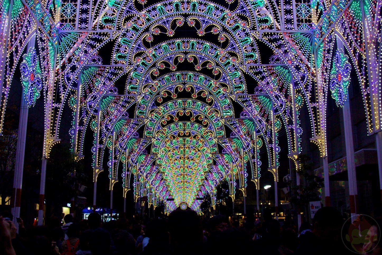 神戸ルミナリエ2015