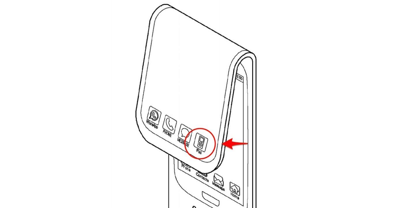 Samsungの特許でiPodのアイコンが発見されている件