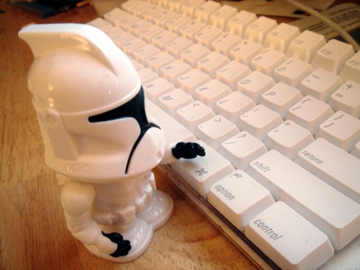 Star wars mac keyboard