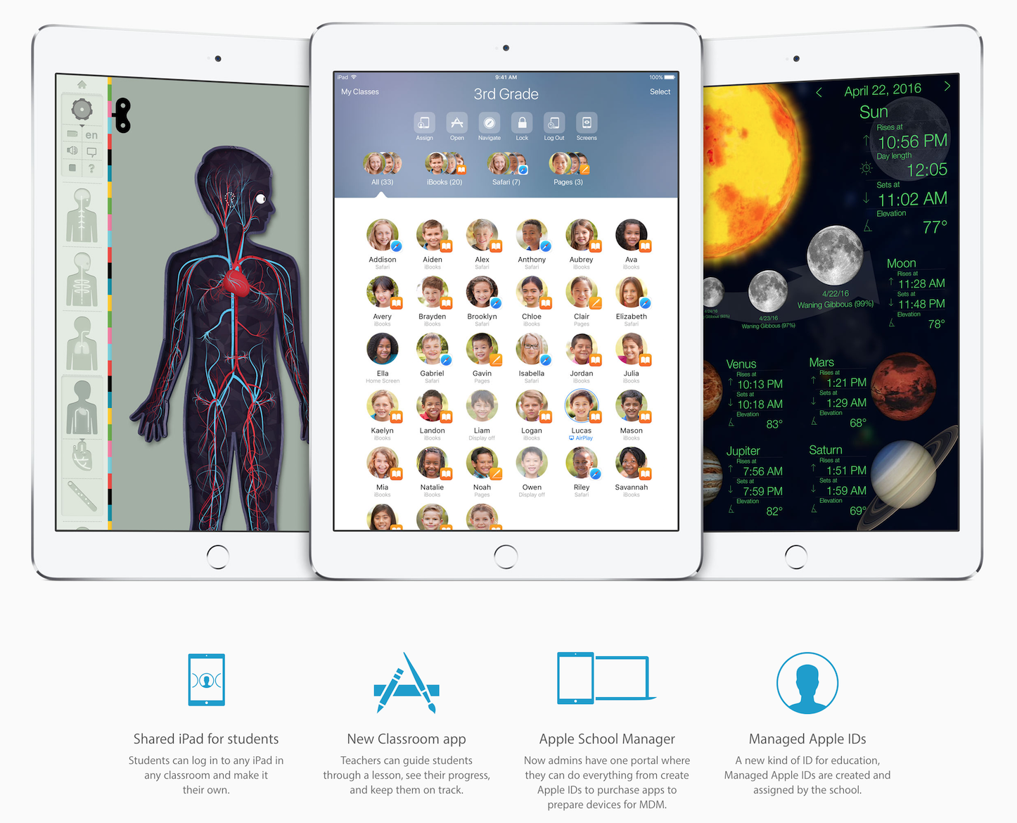 Education App iOS9.3