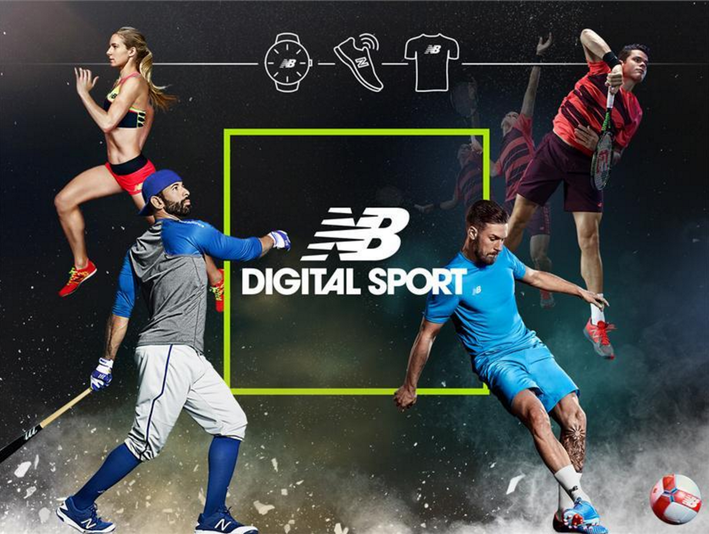 New Balance Digital Support