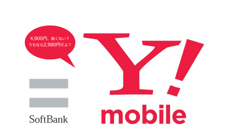 Ymobile softbank