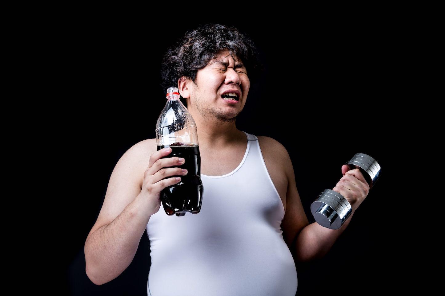 Diet cola training