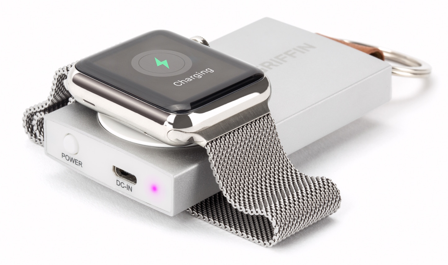 Griffin apple watch travel power bank