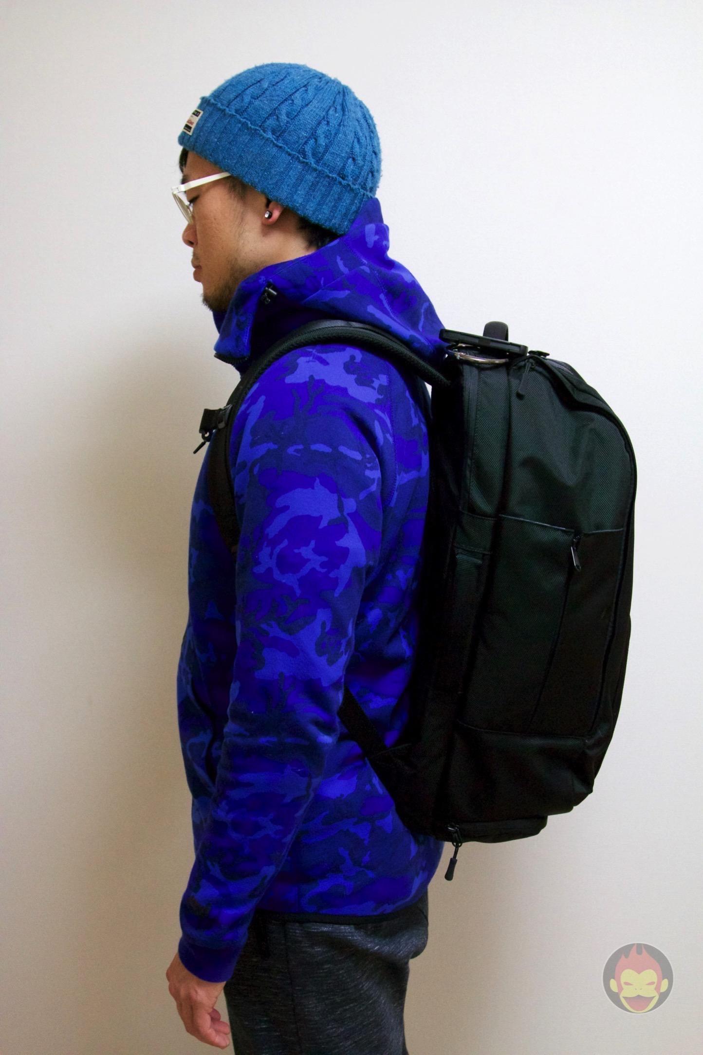 Aer Duffel Backpack