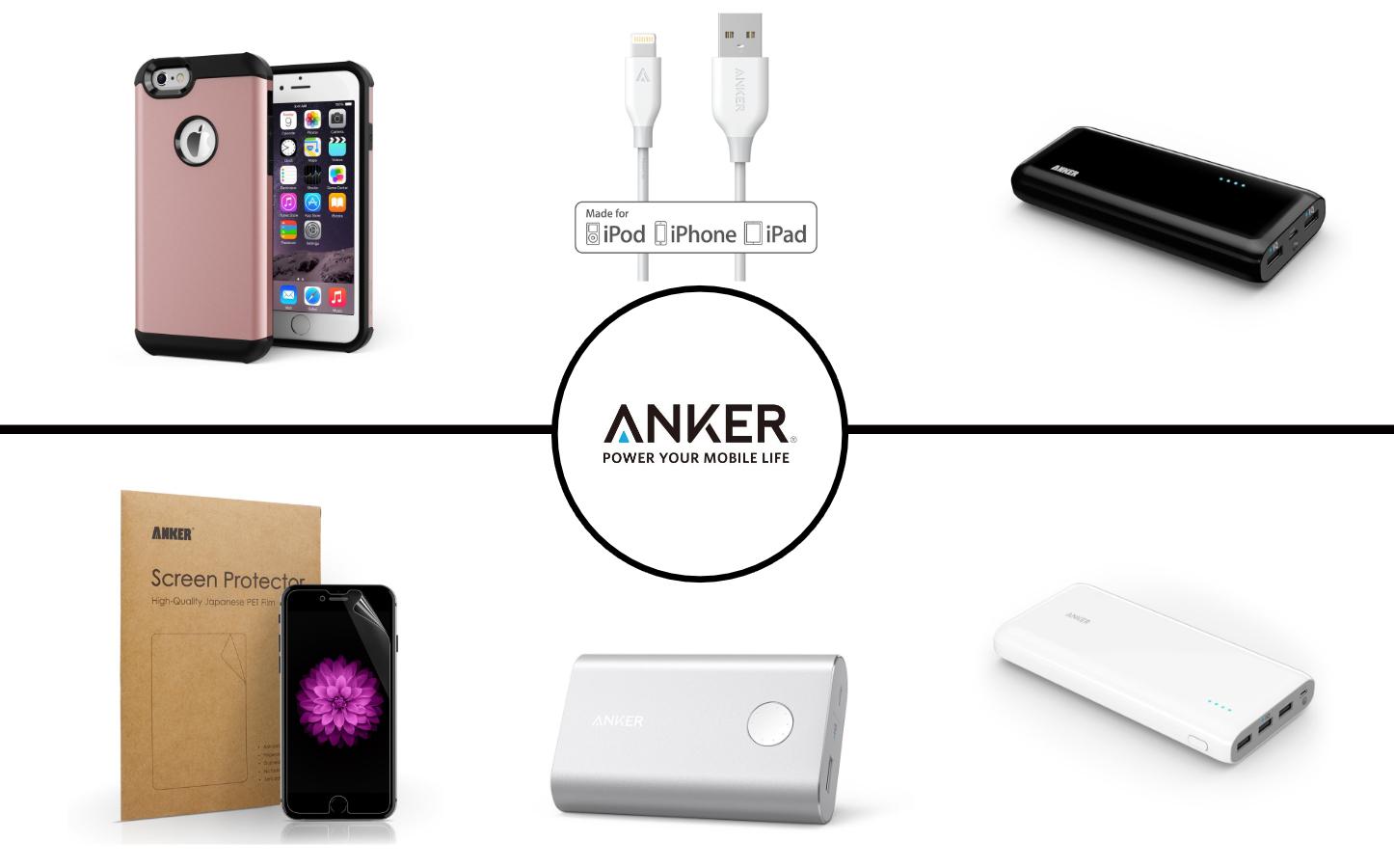 Anker Sale 20160207