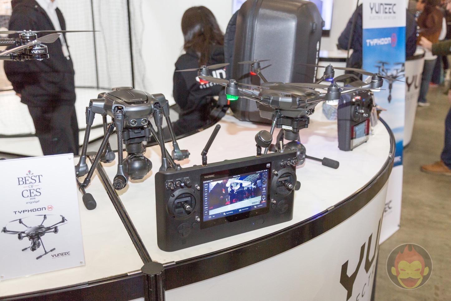 Yuneec ドローンカメラ
