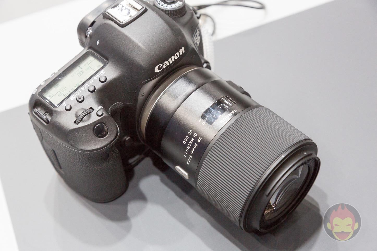 TAMRON SP 90mm MACRO 2.8 Di VC USD