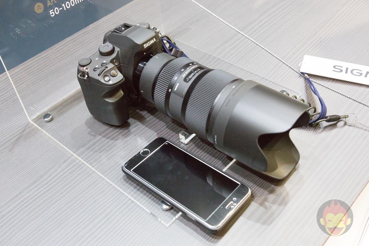 SIGMA 50-100mm F1.8 DC HSM