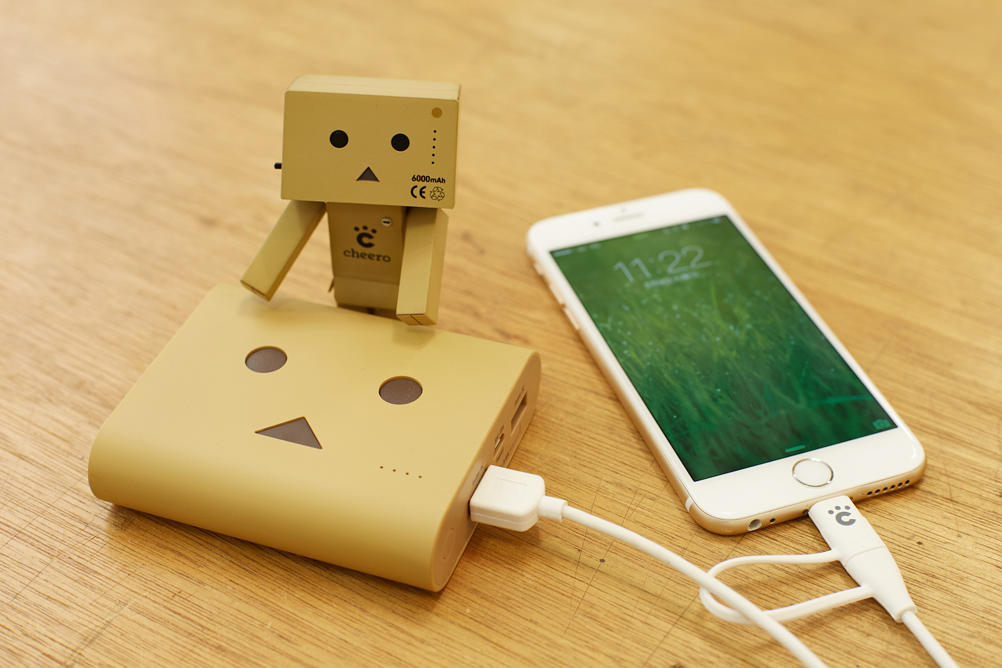 Cheero Power Plus 3 Danboard Version