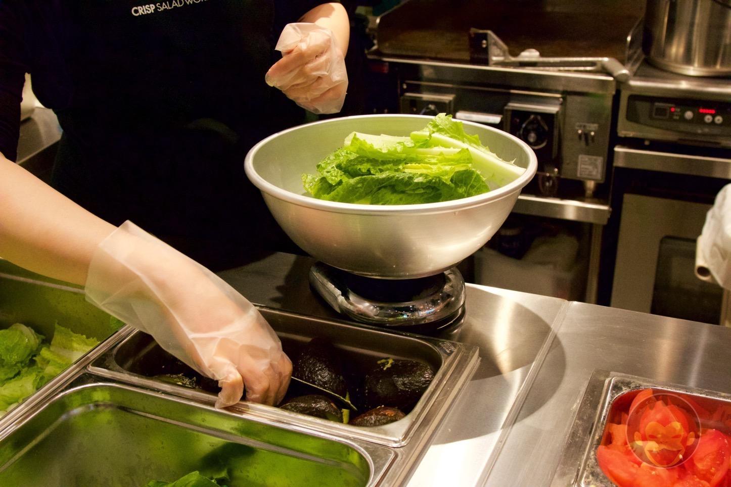 Crisp Salad Works Roppongi