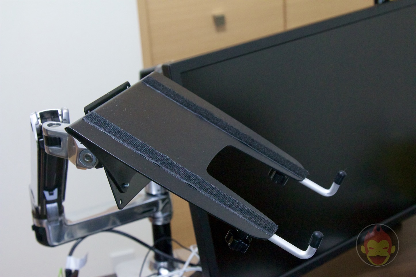 Ergotron LX Dual Desk Mount Arm Stacking