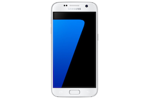 Galaxy7 white Front