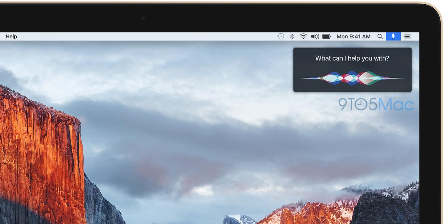 Hey Siri On Mac
