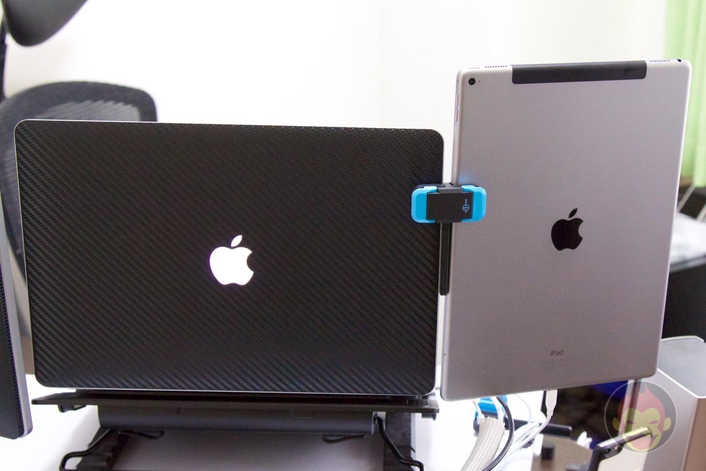 Mountie iPad Pro