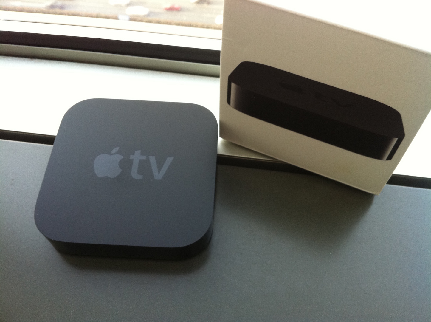 Apple tv old version
