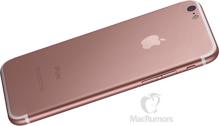IPhone 7 Rendering Image