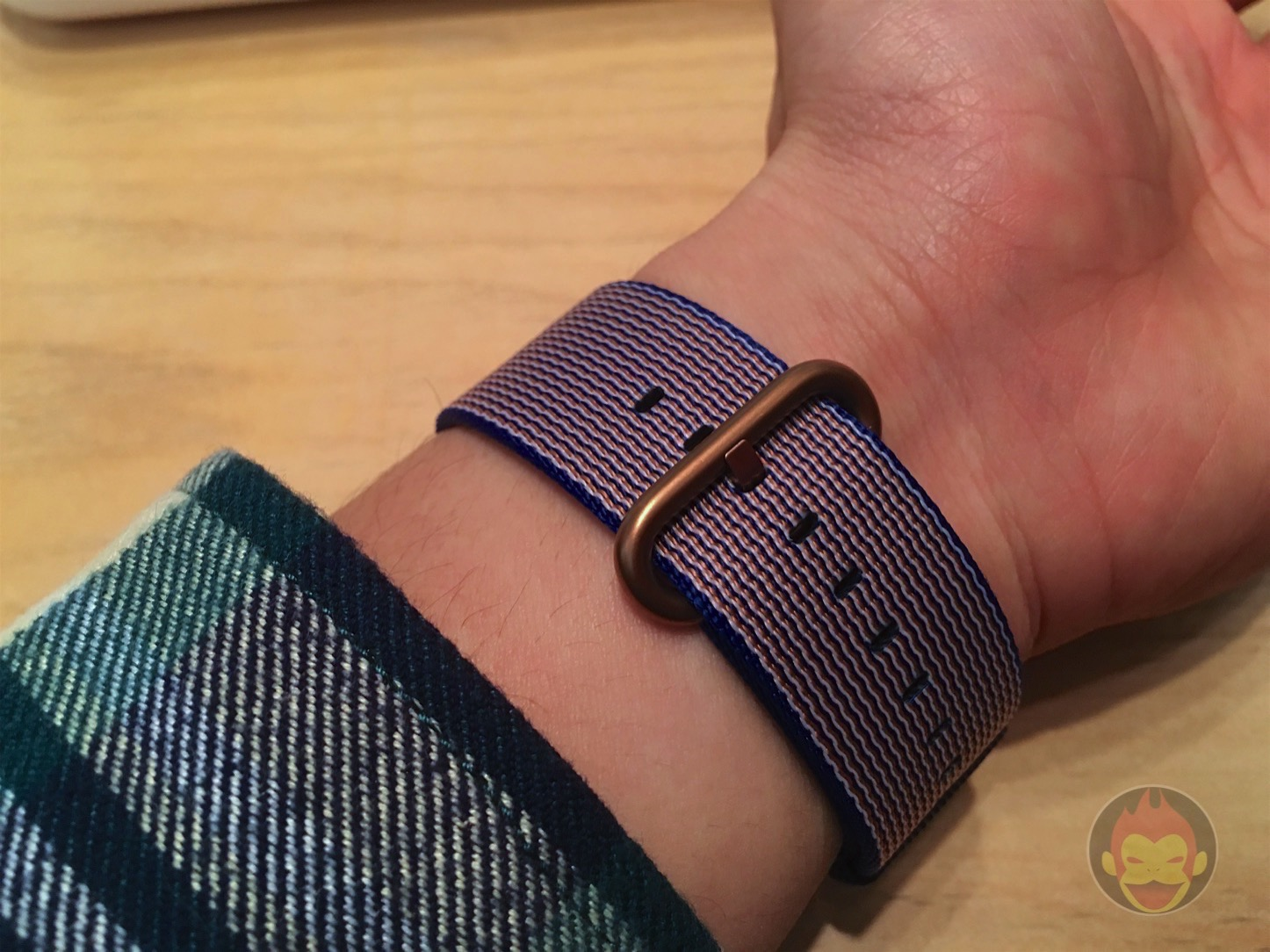 Apple Watch Woven Nylon Band(ウーブンナイロン)