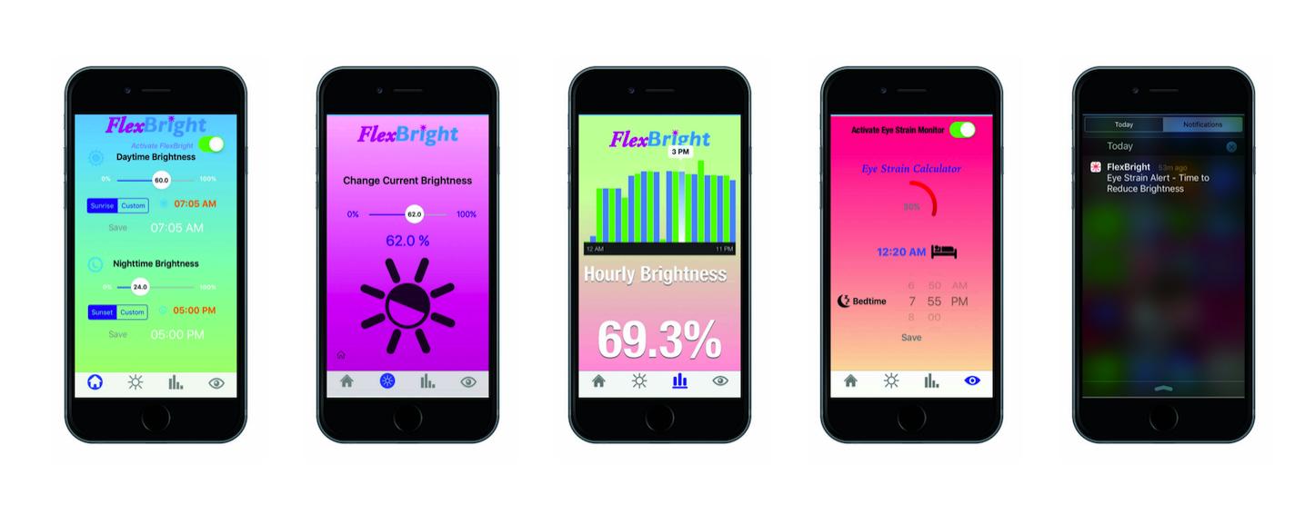 FlexBright Screenshots