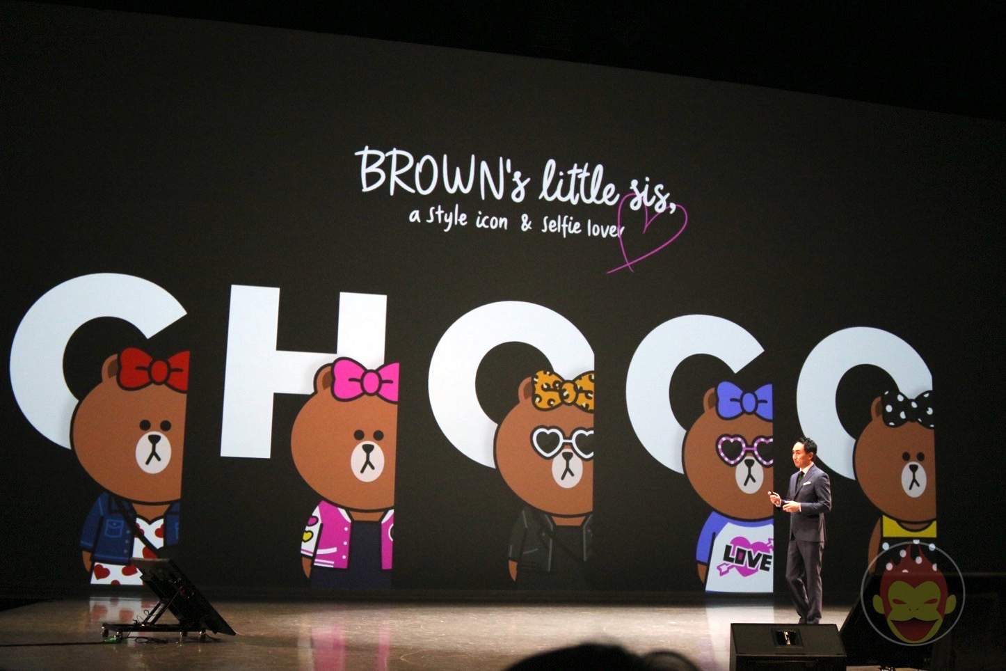 LINE New Character COCOA 33
