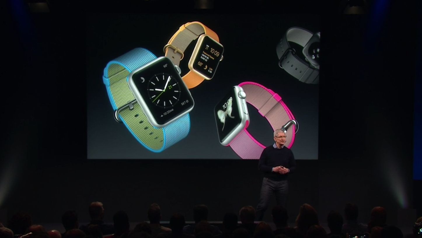 New Bands for Apple Watch