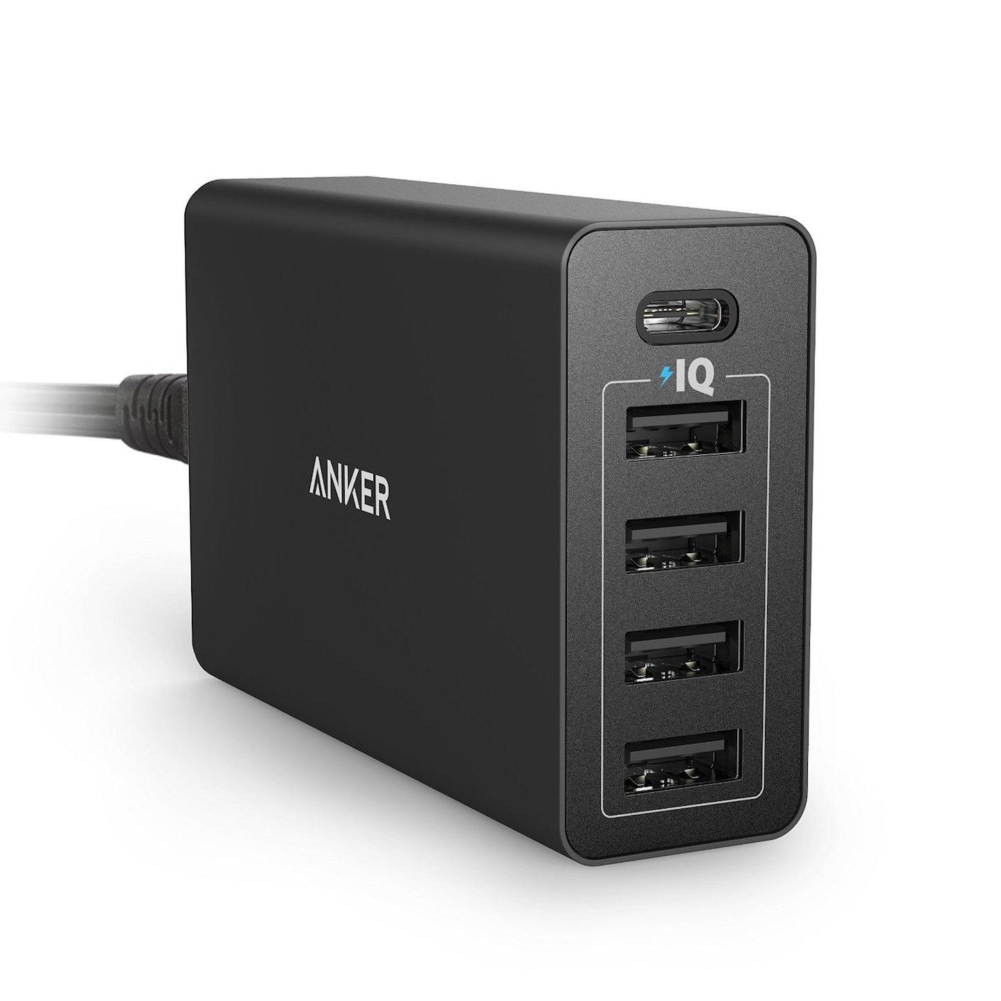 USB C Anker Power Station