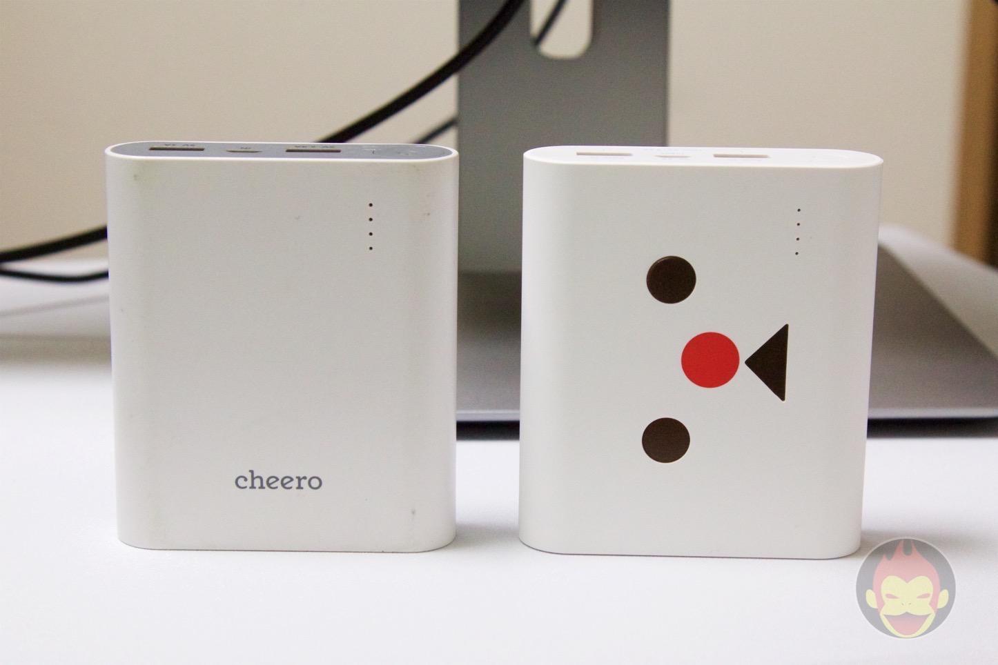 Cheero Powerplus 3 DANBOARD Version Snowman
