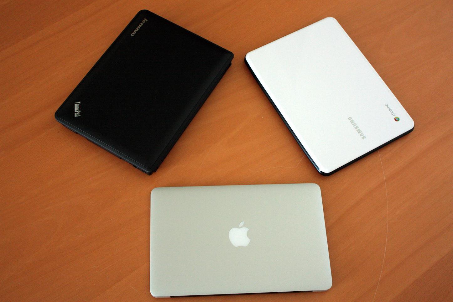 Chromebook macbook