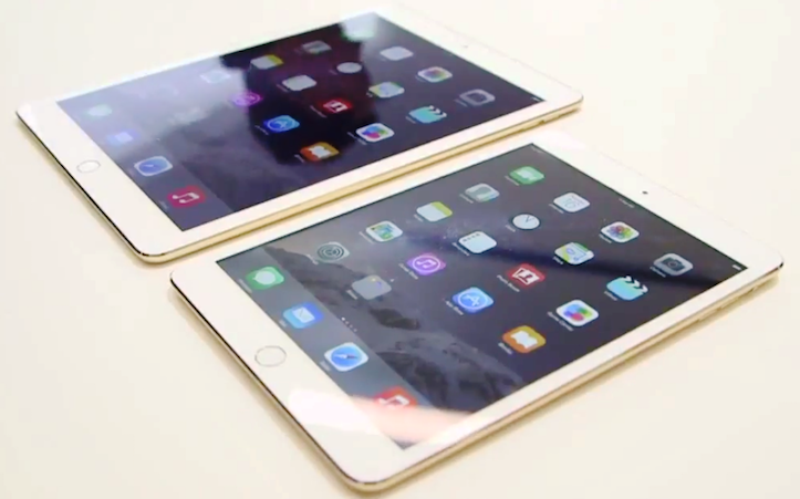 Ipad air 2 mini 3