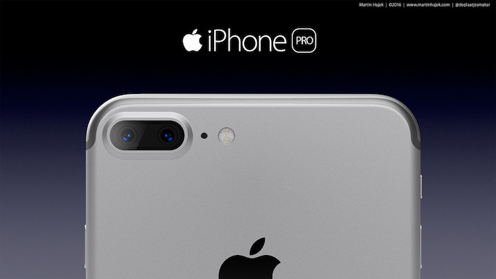 Iphone pro concept