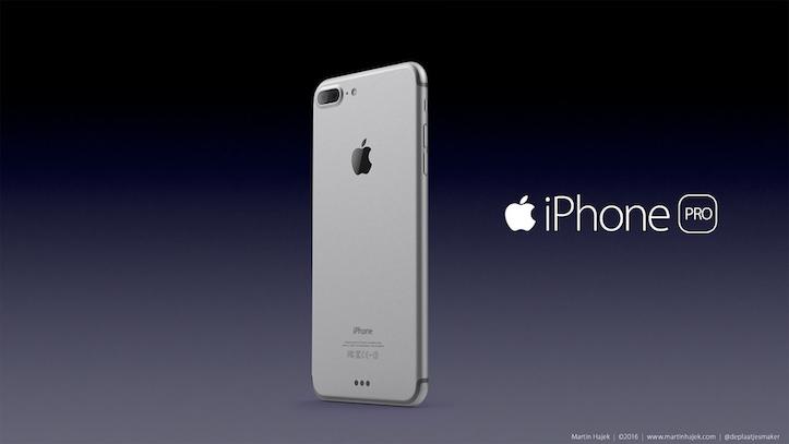 Iphone pro concept