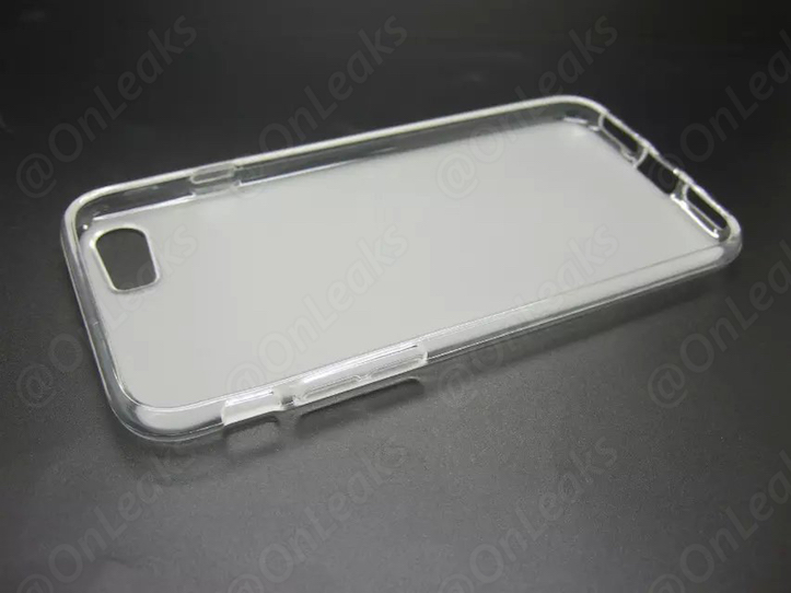 iPhone 7用ケースが早速リークか?!