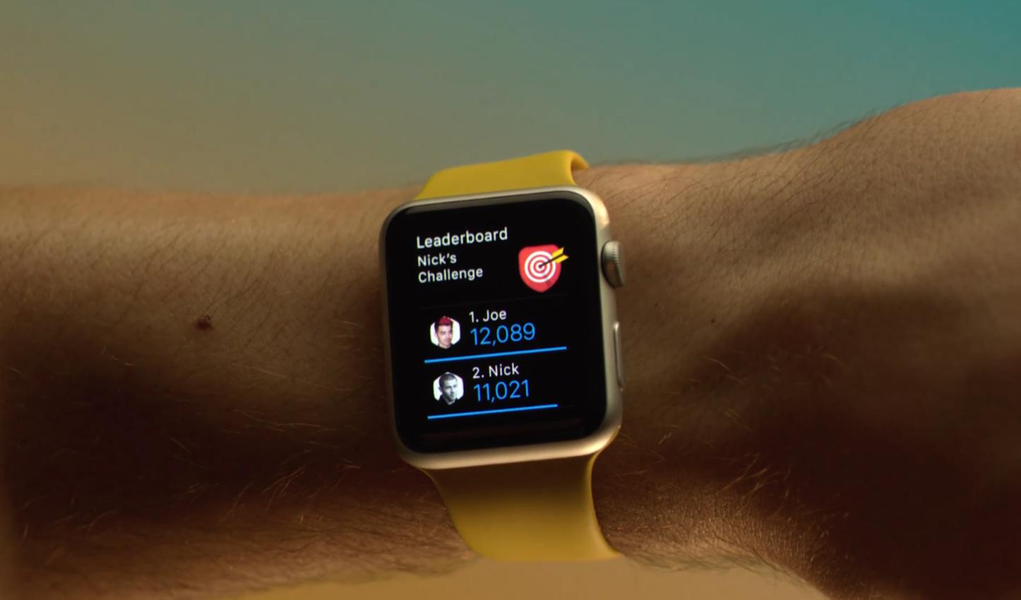 Apple Watch CM