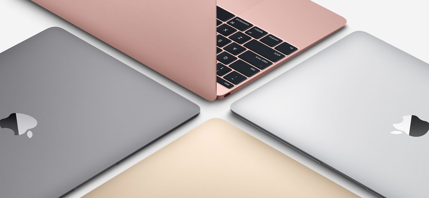 MacBook All Colors