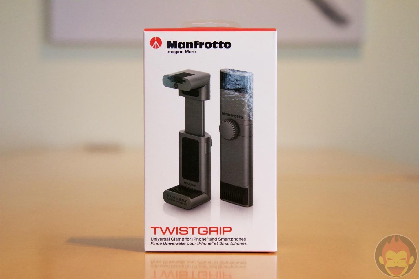 Manfrotto TwistGrip