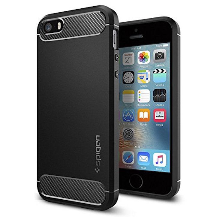 Rugged Armor iPhone SE case